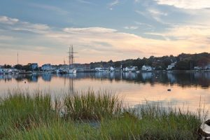 mystic seaport in eastern connecticut is one of the best romantic day trips in ct